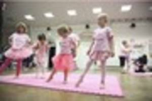 bristol dance club for disabled children scoops national award