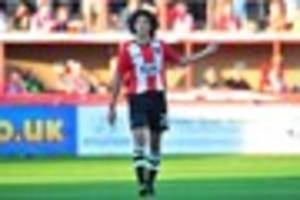 exeter city teenager ethan ampadu in line to set bizarre record...