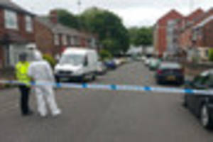 murder accused had knife down his trousers day before killing,...