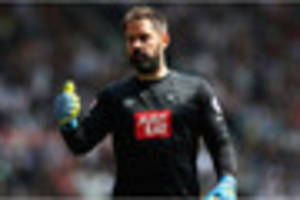 'just another game' says derby's scott carson ahead of nottingham...