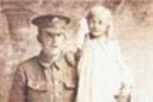 first world war soldier commemorated 96 years after he died