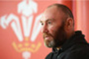 robin mcbryde to take wales reins for pacific islands tour