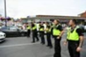 17 appear in court over disorder at grimsby town vs sheffield utd...
