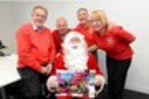 has your humberston lions advent calendar number been drawn yet?