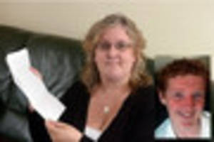 oliver franklin's mum talks to bbc's jeremy vine about coping...