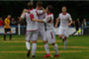 james blunden celebrates new contract as lincoln united defeat...