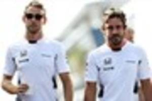 f1: jenson button to mercedes unlikely as fernando alonso is...