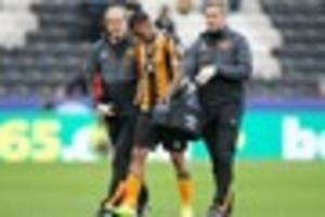 hull city suffer injury blow ahead of crystal palace clash