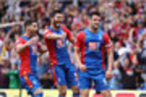 will crystal palace defender make it three in a row against hull...