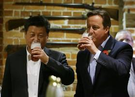Chinese firm buys London pub where Xi Jinping and David Cameron had fish and chips