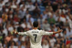 real madrid joins in defense of ronaldo after 'football leaks' allege tax evasion