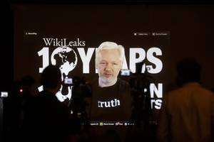 WikiLeaks' Assange Releases Statement He Gave Prosecutors On Alleged Sex Charges