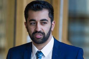 Under-fire Transport Minister Humza Yousaf caught driving without insurance