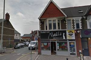 Two people arrested by immigration officials following raid on Cardiff nail bar