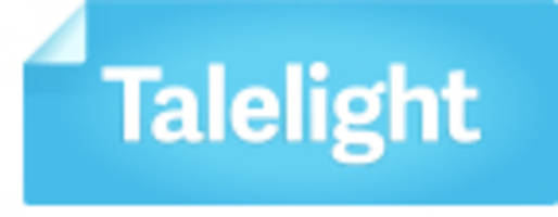 talelight, the world's first electronic bumper sticker, hits the road