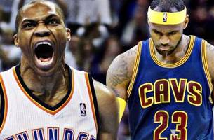 LeBron James says Russell Westbrook can average a triple-double by season's end