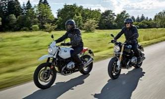 BMW Motorrad Heading For New York Show