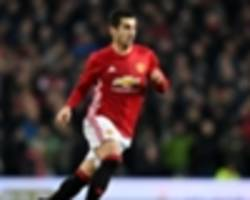 'Mkhitaryan is sublime, take a bow!' - Twitter reacts to Man Utd outcast's superb goal