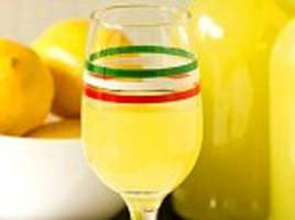 The perfect present? Make your own limoncello using the VERY simple recipe that's driving the web wild