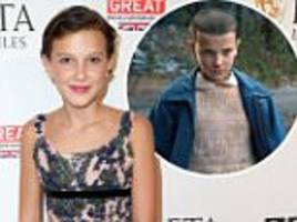 millie bobby brown tipped to become one of the biggest names in hollywood