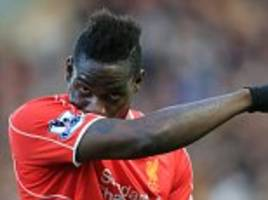 Mario Balotelli salutes 'amazing' Liverpool fans before admitting that he would never head back to Anfield and that he 'likes' Arsenal