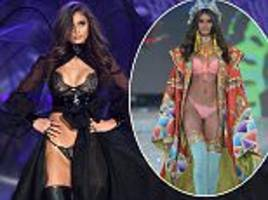 Taylor Hill 'messed up' Victoria's Secret Angel audition after swearing through it