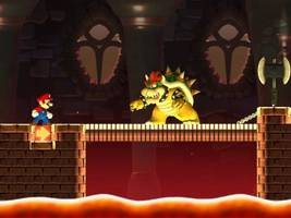 i just played nintendo's first 'super mario' game for the iphone — it's really good!