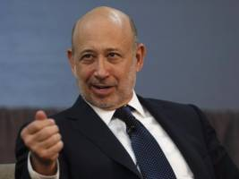 Goldman Sachs is trading at all-time highs (GS)