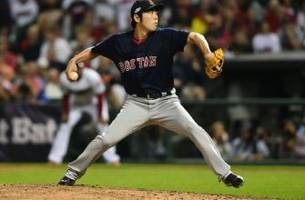 chicago cubs sign former red sox closer koji uehara to one-year deal