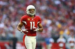 Larry Fitzgerald is the Arizona Cardinals man of the year nominee
