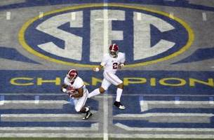 alabama football: 7 things learned watching bama win another sec title vs florida