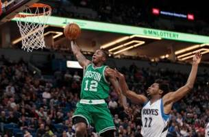 boston celtics bench is starting to make major impact