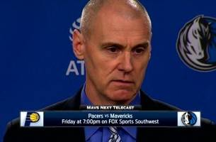carlisle 'very disappointed' with mavs effort in loss