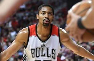 former piston spencer dinwiddie back in the nba with the nets