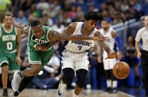 orlando magic won't point to schedule for boston celtics loss