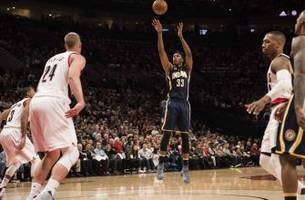 should myles turner shoot more three pointers for the indiana pacers?