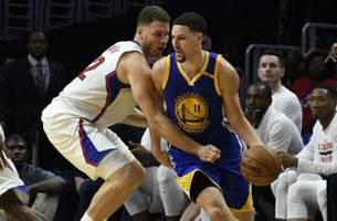 Warriors have no issue handling Clippers on road