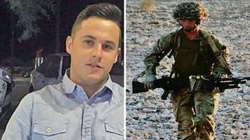 Life sentence for NI soldier's killer