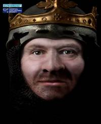 Digital reconstruction gives glimpse of Robert the Bruce