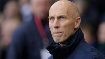 swansea city: bob bradley claims critics want him out because he is american