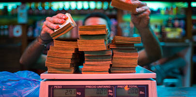 here's what happens when a currency completely breaks down