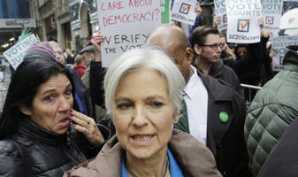 judge dismisses jill stein's speculative claims, orders end to michigan recount