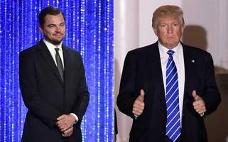 leonardo dicaprio meets with trump to discuss creation of millions of green jobs