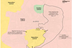 with assad on verge of historic victory, syrian rebels request a ceasefire