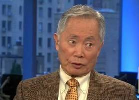 'i think mr. trump is uninformed': george takei answers cnn anchor asking if he thinks trump's evil