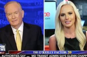 Tomi Lahren to O'Reilly on Daily Show Interview: You Can't Expect Liberal Media to Play Fair