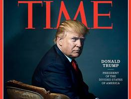 time magazine receives backlash after picking donald trump as person of the year