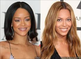 Rihanna Squashes Beyonce Grammys Feud Rumors: 'This Is Just Unnecessary!'