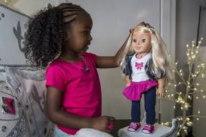 this doll recorded kids' conversations without parental consent