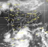 Cyclonic depression over South East Bay of Bengal intensifies into deep depression
